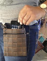 Hip Klip aka Hip Clip Cell Phone Purse