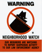 How to Create an Effective Neighborhood Watch - Tip sheet by SecuritySystemReviews.com