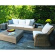 Sag Harbor Deep Seating Sofa