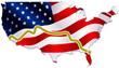 Ride Across USA Path