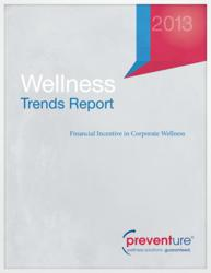 Preventure well above the national average of employee participation in their wellness programs