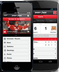 Sport Ngin mobile app