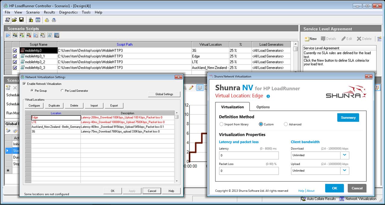Shunra Enhances Mobile Performance Testing Capabilities of Shunra ...