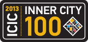 ICIC Inner City 100 Logo 2013