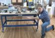 Scott Phillips Visits Woodcraft for Father's Day Gift Ideas