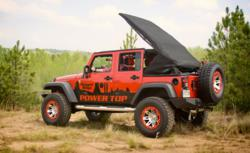 4WD Jeep soft tops apparel Smittybilt XRC8