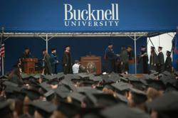 Bucknell University will hold its 163rd Commencement on Sunday, May 19.
