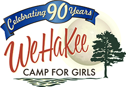 Wehakee, camp, girls camp, summer camp, anniversary events, girls summer camp