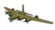 B-17 Flying Fortress Wall Decor