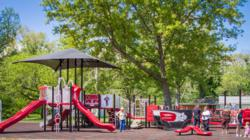Many great organizations collaborated to bring a play environment that is inviting to children and families of all abilities to the Columbus community
