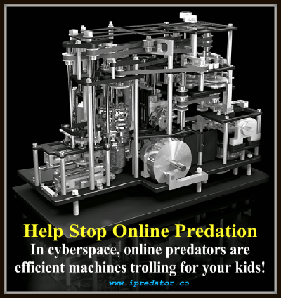 how to help catch online predators