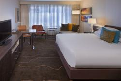 Grand Hyatt Denver downtown guest room renovation complete