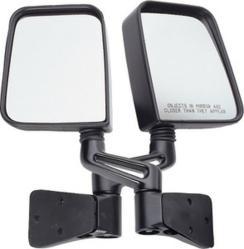 Jeep Wrangler Mirrors