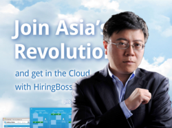 HiringBoss China operations will be led by newly-appointed North Asia Regional Director and seasoned industry leader, Kevin Xia.
