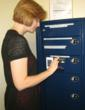 Easy Access Library LEID Products Electronic Lockers