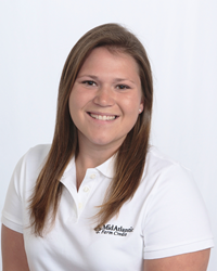 Tess Weigand, employee, Farm Credit, agriculture