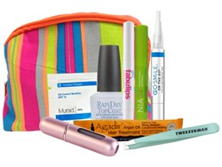 The Big Day Kit Features all the necessary essientails a brides needs on her Wedding Day