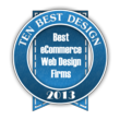 Best eCommerce Web Design Firms Awards Released by 10 Best Design