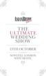 Asian Bride Live 2013: The Ultimate Wedding Exhibition has arrived
