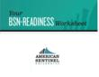 BSN-readiness, BSN-prepared, BSN, nursing, American Sentinel University, online nursing degree, nursing program