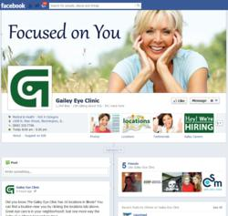 Gailey Eye Clinic Facebook Page