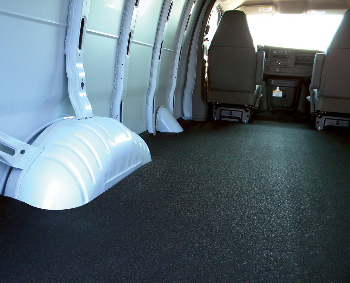 New From Summit Racing Equipment Bedrug Floor Coverings