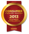 2013 Consumer Choice Award Winners - Regina Saskatchewan