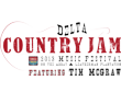 Tickets on Sale Today - Friday May 17th - for the Delta Country Jam...