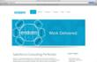 Adhere Creative Launches New Website for Houston Based Salesforce...