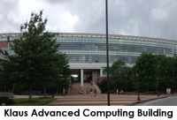 Klaus Advanced Computing Building at Georgia Tech
