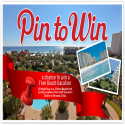 Pin To Win Contest
