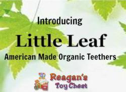 American made organic teethers