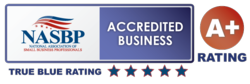 NASBP Accredited Business Seal