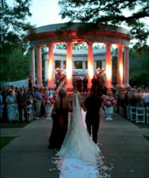 New Orleans weddings at Audubon Nature Institute