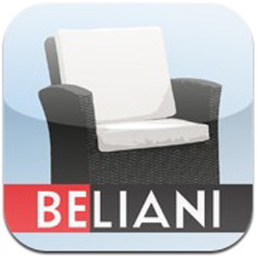 online furniture retailer beliani brings its services to the mobile screen. Black Bedroom Furniture Sets. Home Design Ideas