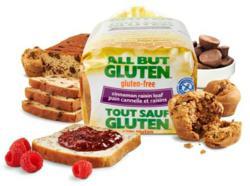 All But Gluten Baked Goods