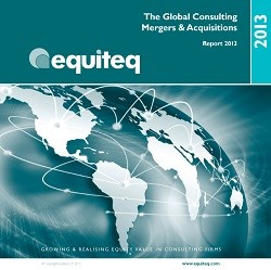 The Global Consulting Mergers & Acquisitions Report 2013