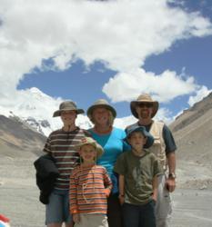 family tour of Tibet, Tibet family tours