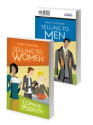Motivational Speaker Connie Podesta's How to Make a Fortune Selling to Women/How to Make a Fortune Selling to Men