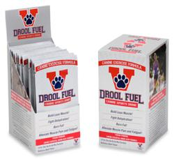 Drool Fuel -- A Scientifically-Designed Sports Drink For Dogs