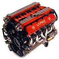 Used Dodge Viper Engine