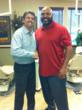 Dr. Bradley Eli with Ricky Hunley ppha pro player health alliance sleep apnea