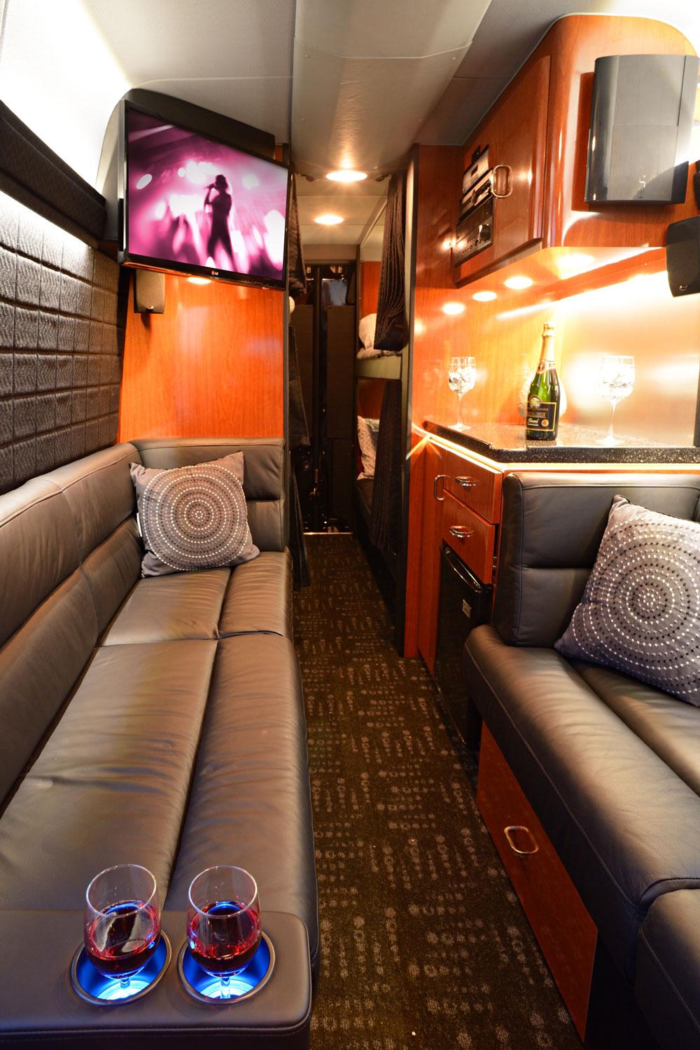 Mercedes Tour Van >> ROCKIN VANS to Offer Top of the Line Tour Vans for Touring ...