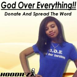God Over Everything Hoodiezz.com Picture
