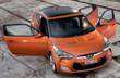 Hyundai Veloster - a Shoe-in for Style