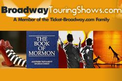 Book Of Mormon Tour tickets