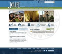 City of Joliet: Home