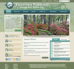 Tredyffrin Township: Home