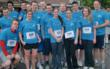 NorthStar Alarm Gave Their Support And Participated in The Run To Walk...