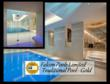 Falcon Pools - Gold Award - Traditional Pool